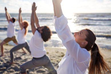 3 Tage Yoga und Meer (freitags beginnend)