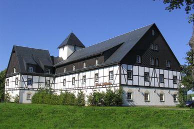 Yoga im Landhotel Altes Zollhaus Deutschland