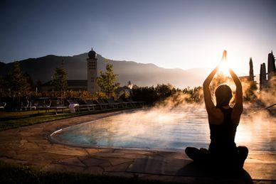 4 Tage Yoga, Meditation und Wellness in den italienischen Alpen 25.10.- 28.10.2018