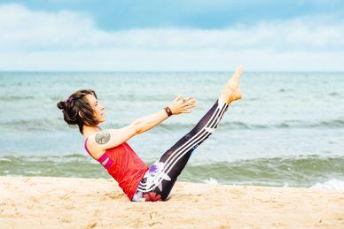 Yoga und Fitness an der Ostsee im Strandhotel Baabe R&R Hotels & Villen Deutschland