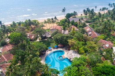 Siddhalepa Ayurveda Health Resort Sri Lanka
