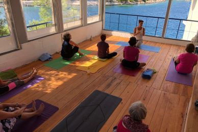 5 Tage Verjüngung von Körper und Geist Yoga Urlaub 25.09. - 29.09
