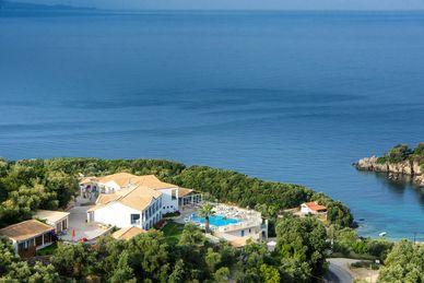 Yoga Auszeit im Hotel Agia Paraskevi Griechenland