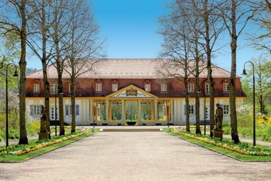 Kurhaus Bad Bocklet Deutschland