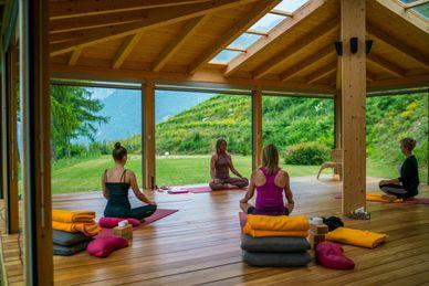 8 Tage Yoga Auszeit inmitten der italienischen Weinberge