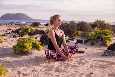 Yoga und Funktionelles Training auf Fuerteventura Spanien