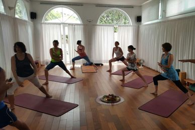 8 Tage Yoga in der Casa El Morisco 21.06. - 28.06.2020