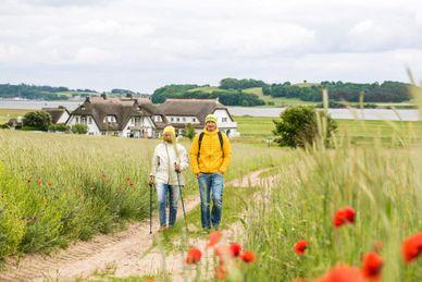 Yoga und Wandern an der Ostsee im Strandhotel Baabe R&R Hotels & Villen Deutschland