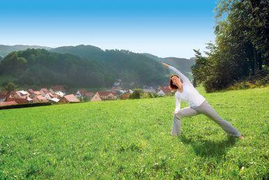 Yoga für Freundinnen