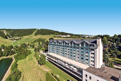 Best Western Ahorn Hotel Oberwiesenthal Deutschland