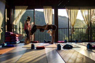 7 Tage Vale de Moses Yoga Retreat (wöchentlich stattfindend)