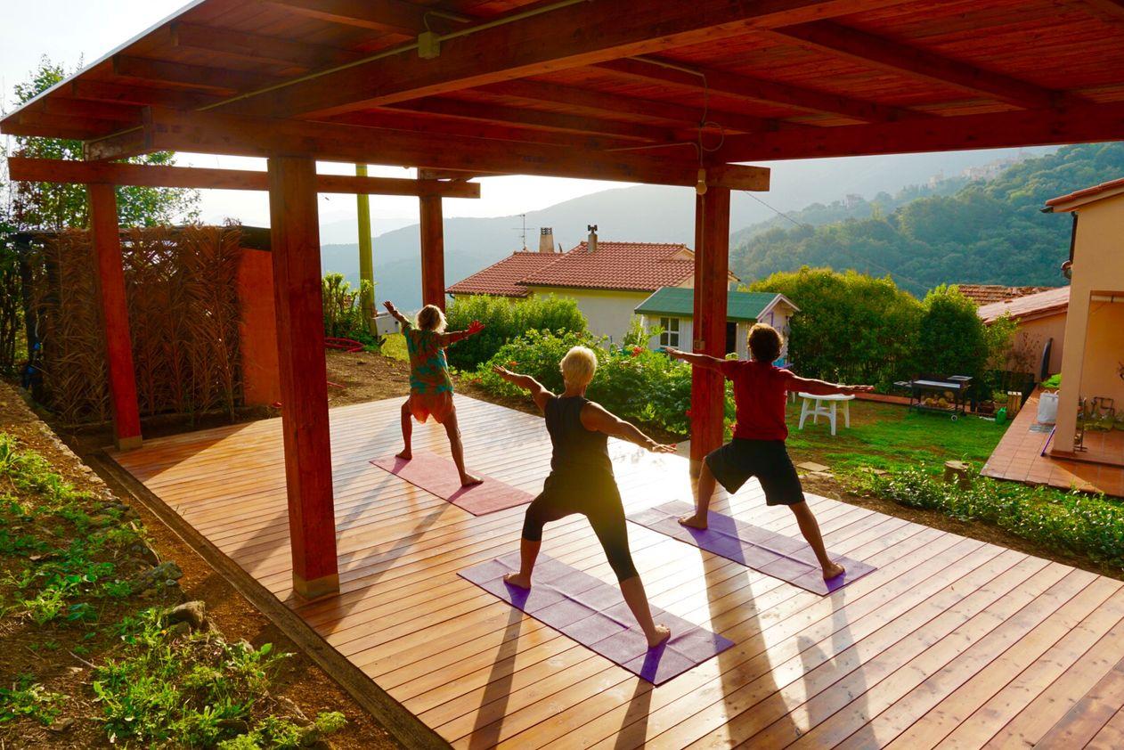 8 Tage Yoga in der Villa Shanti 13.09. - 20.09.2019