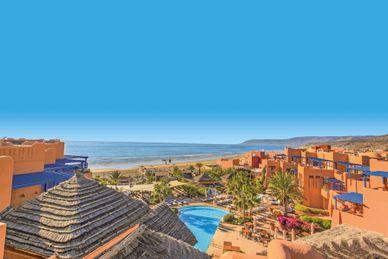 Paradis Plage Resort Marokko