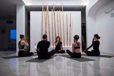 Hatha Yogalehrer Ausbildung 500 RYT in der Yoga Skyros Academy Griechenland
