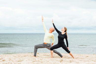 7 Tage Yoga Fasten auf Rügen (wöchentlich beginnend)